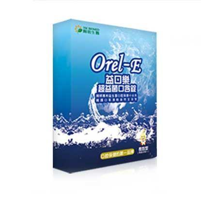 Picture of Orel-E益口樂超益菌口含錠