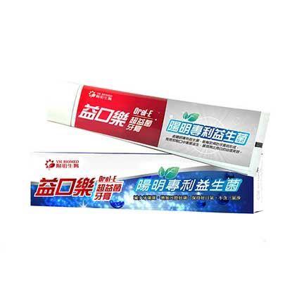 Picture of 益口樂超益菌牙膏(75G)