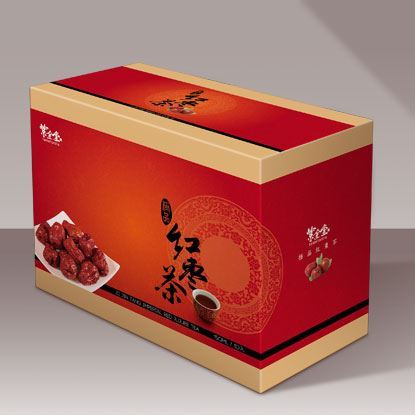Picture of 極品紅棗茶 (10包)全素