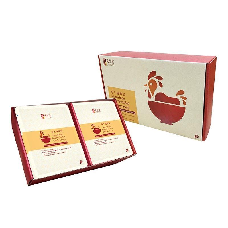 Picture of 養生純雞湯12入禮盒