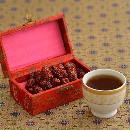 极品红枣茶 (10包)全素