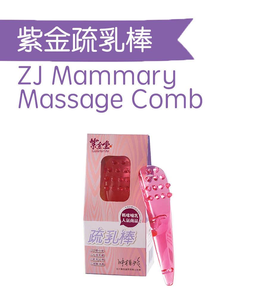 Picture of 紫金疏乳棒 ZJ Mammary Massage Comb